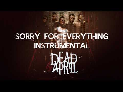 Sorry for everything - Dead by April (Instrumental)