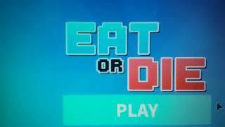 Tem comida na rua (Eat or Die - Roblox)