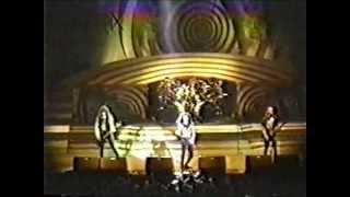 """ANTHRAX  """"Be All End All"""" Live From State of Euphoria by Anthrax 1990"""