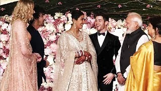 PM Narendra Modi's Grand Entry At Priyanka Chopra - Nick Jonas' Wedding Reception In Delhi