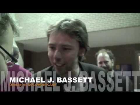 SOLOMON KANE World Premiere Interviews with James Purefoy, Michael J. Bassett
