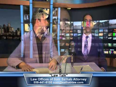 Salhab Law Segment 1 Law Talk 7-18-2014