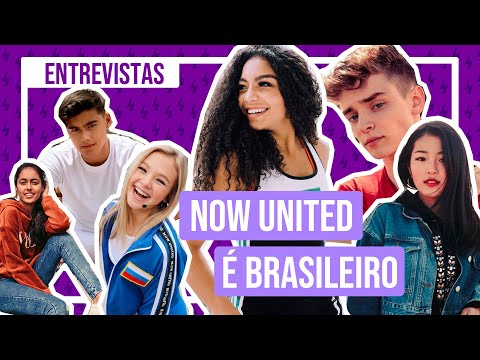 Any Gabrielly ensina Now United a dançar Anitta e Rouge