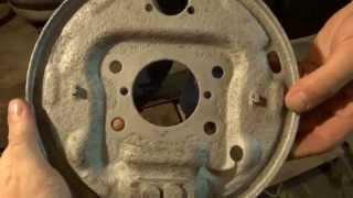 Пескоструйная обработка своими руками(Опорный диск тормозной системы ВАЗ-2108 после пескоструйной обработки из самодельного аппарата. Подробное..., 2015-08-03T20:18:05.000Z)