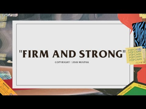Popcaan - Firm and Strong (Official  Lyric Video)
