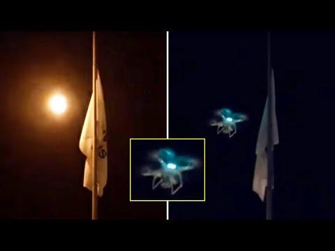 Drone Attack on HWNDU Flag: France
