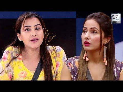 Shilpa Shinde Teases Hina Khan For Slamming Her Over Adult Video