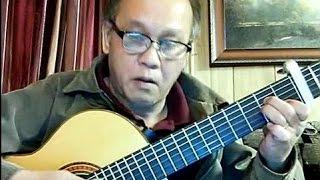 Qua Cơn Mê (Trịnh Lâm Ngân) - Guitar Cover by Bao Hoang