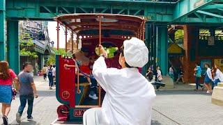【ファンカスト】ビッグシティ・ヴィークルに乗る赤ちゃんに向けてTokyo DisneySea thumbnail