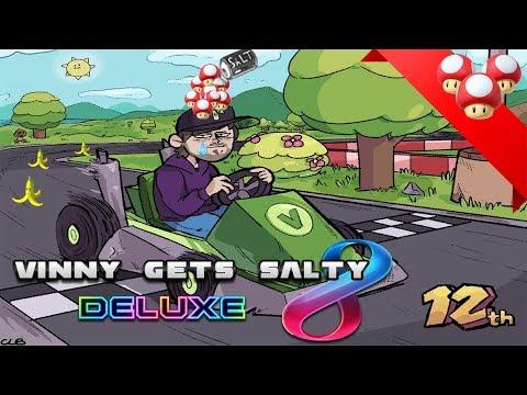 [Vinesauce] Vinny - Salt kart 8 deluxe 2: The Salt Strikes Back