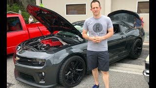 Is the 2013 Camaro ZL1 still ENOUGH performance for TODAY? - Raiti's Rides