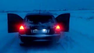 Эстрада Teac TE-M65 + Teac TE-T100 Mazda Familia