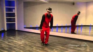 Сергей Курмель - урок 1 [Funk Styles]