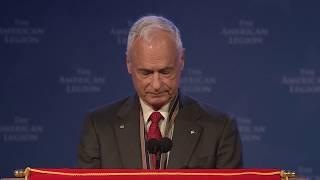 Col. Moe addresses 2017 American Legion National Convention