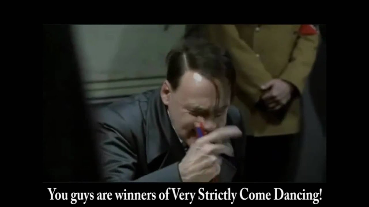Hitler Learns Of Radioheads Lotus Flower Video Parodies