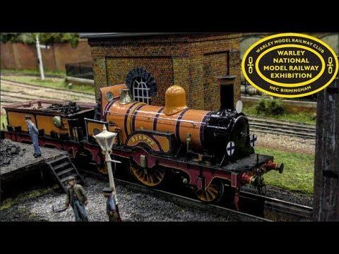warley national model railway exhibition 2017 youtubewarley national model railway exhibition 2017