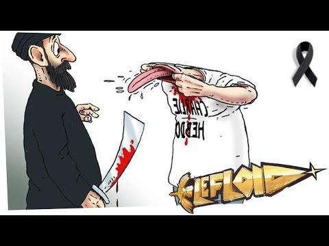 Charlie Hebdo - Tot wegen Satire. #jesuisCharlie.