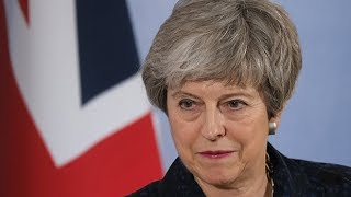 Theresa May: 'Let's bring an end to the uncertainty'