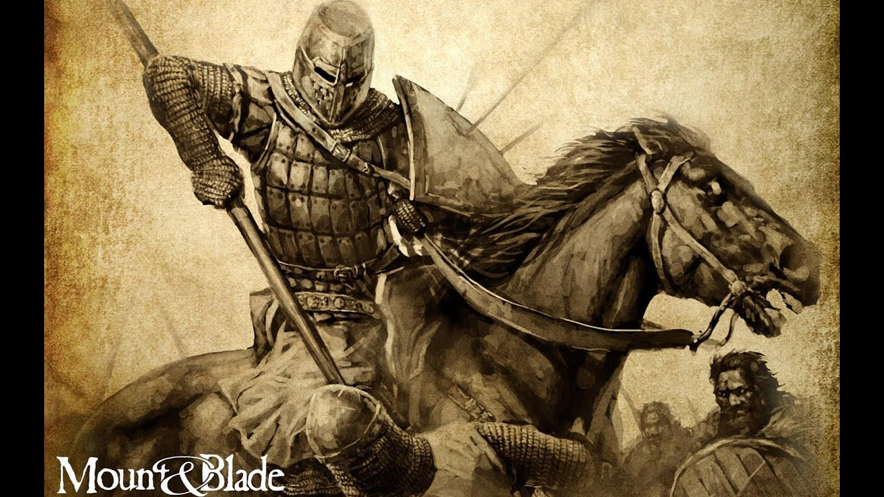 Medievalart Drawing Mount Blade Wallpaper