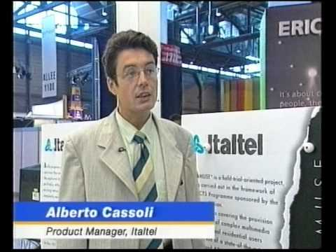 Bloomberg Telecom Interactive, Geneva Sep 13 1997