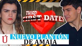 ATENCIÓN    Amaia deja plantado a Alfred y da el portazo definitivo a su vínculo en Eurovisión