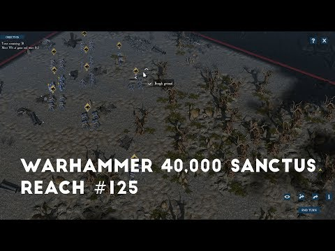 Finishing Ragnars Folly Part 6 | Let's Play Warhammer 40,000 Sanctus Reach #125 |