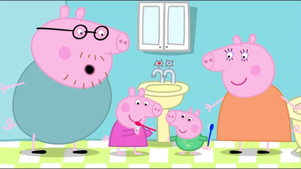 Peppa Pig In Hindi All Episodes Peppa Pig Cartoon Episodes 21 To 24
