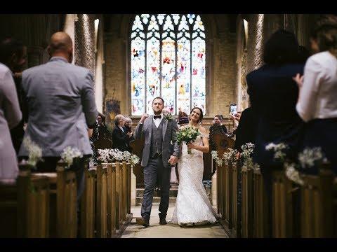 Wedding of Sophie & Paul @ Newton Park Barn, Newton Blossomville