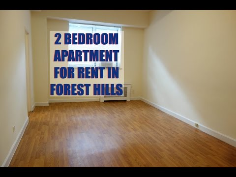 2 Bedroom apartment with high ceilings for rent in Forest Hills, Queens, NYC