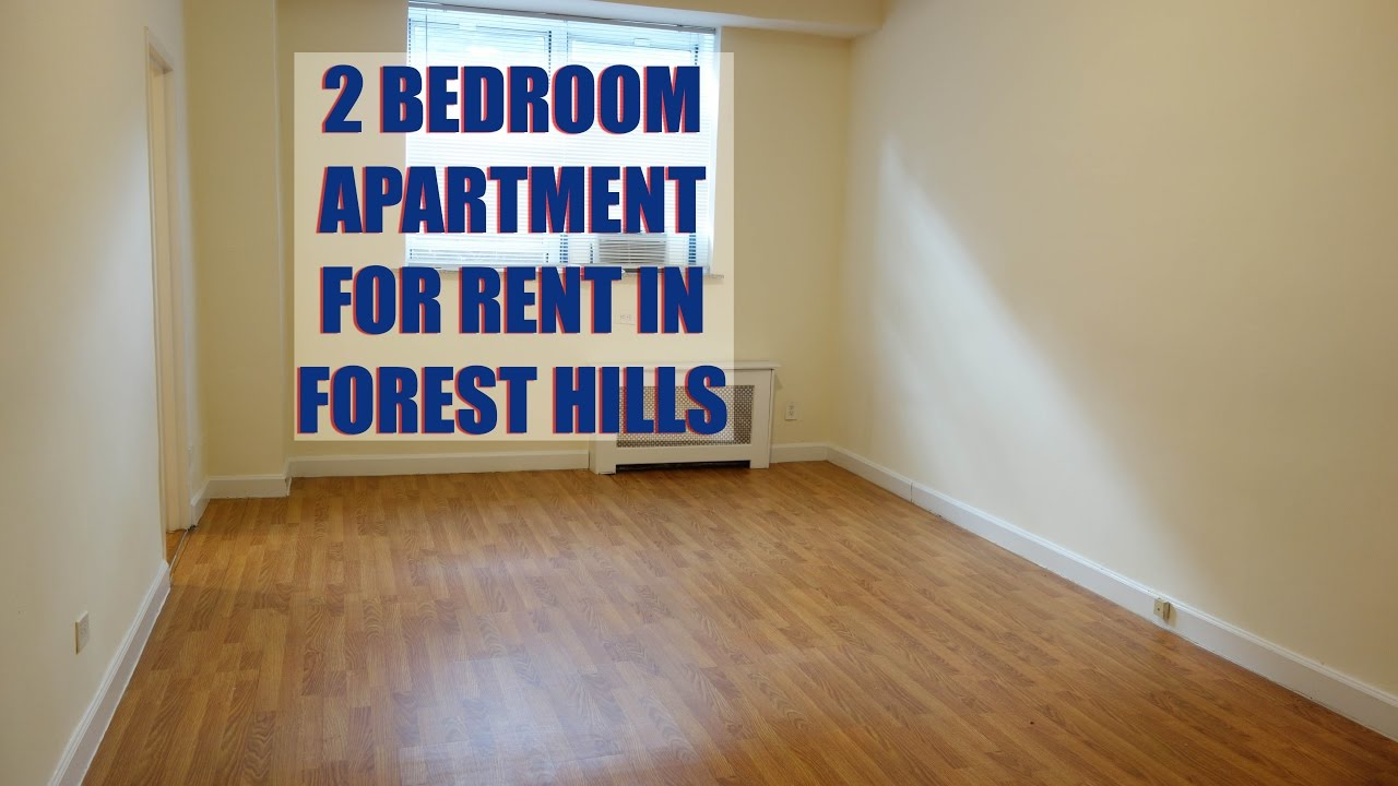 2 Bedroom Apartment With High Ceilings For Rent In Forest Hills Queens Nyc Youtube
