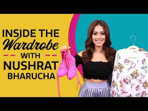 Inside the Wardrobe with Nushrat Bharucha | S01E15 | Bollywood | Fashion | Pinkvilla Mp3