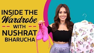 Inside the Wardrobe with Nushrat Bharucha | S01E15 | Bollywood | Fashion | Pinkvilla