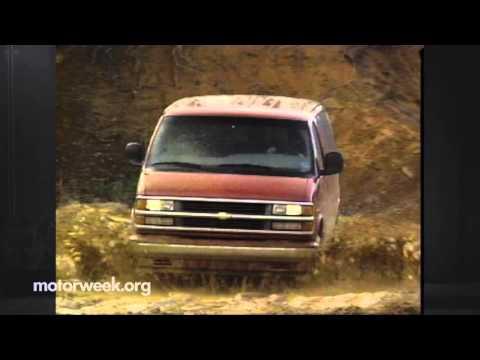 MotorWeek | Retro Review:  2000 Quigley 4x4 Chevy Van
