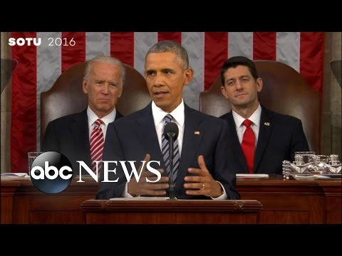 State of the Union 2016 in Under Two...