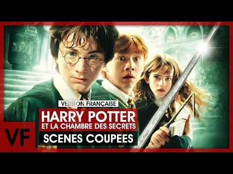 Harry Potter et la Chambre des secret (VF) - Scènes Coupées streaming vf