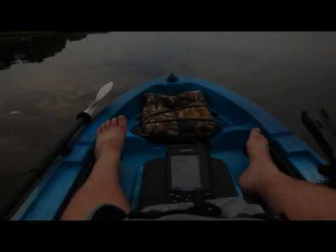 Clearing My Head - Kayaking / Fishing In Pascagoula MS Spanish Ft Boat Launch