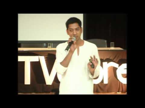 Finding your funny: Arun Nair at...