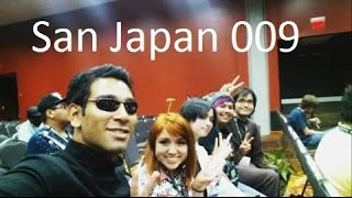 San Japan 009 Vlog (ft  Punk n' bread and batman.kitty)