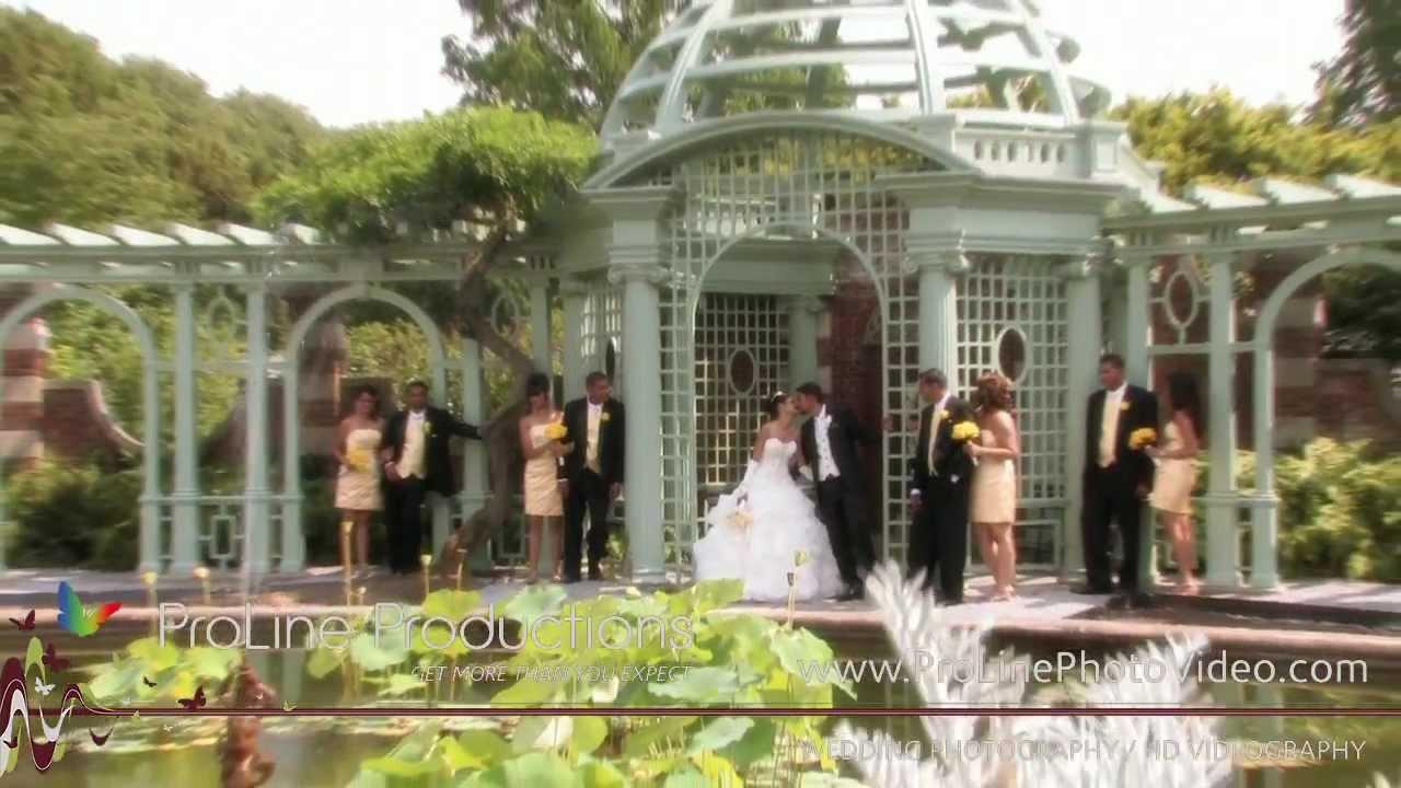 Wedding Photo Session At Old Westbury Gardens Old