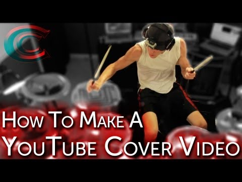 How To: Record a YouTube Cover Without Expensive Recording Gear (Using 1 Mic)