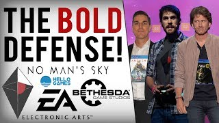 Sean Murray Defends EA & Bethesda, Says Anthem & Fallout 76 Deserved Patience NOT Outrage/Backlash!