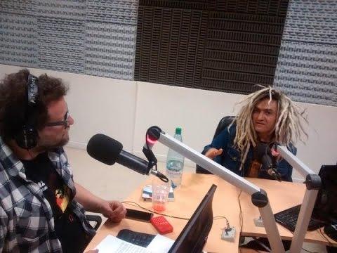 Gillespi entrevista a Nekro (boom boom kid) en Burundanga 21-10-2015