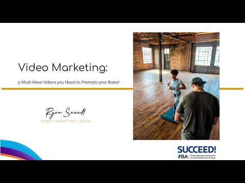 5 Must-Have Videos to Promote your Health and Fitness Business