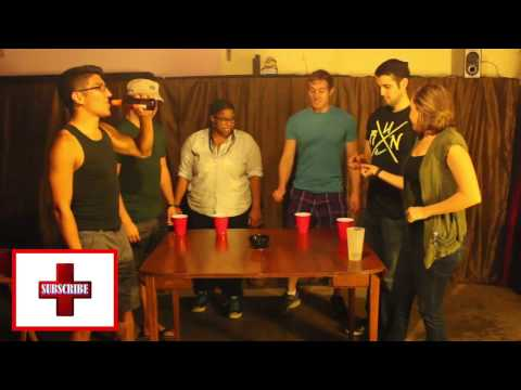 How To Play Quarters By The Game Doctor Drinking Game Youtube
