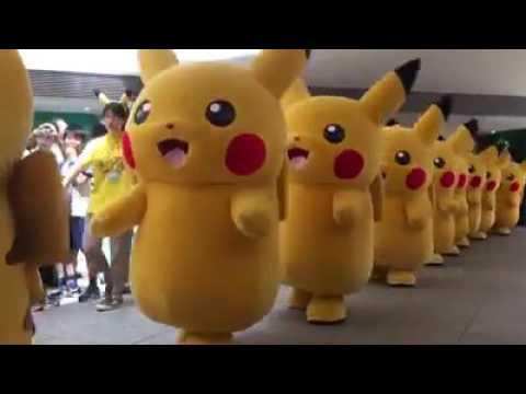 Download Pikachu dance (In Japan)