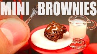 MINI BROWNIES!