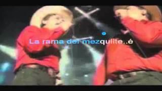 Karaoke como Emilio Navaira La Rama del Mezquite