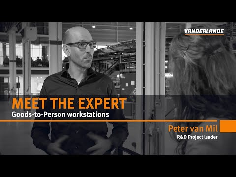 Meet the Expert vlog #5 | Goods-to-Person workstations