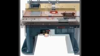 Router Table - Router Table Plans