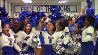Pride Of The Lions - R.l. Turner School Spirit Is Awesome